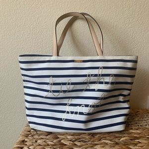 Kate Spade Tie The Knot tote
